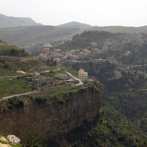 cityscape of Jezzine
