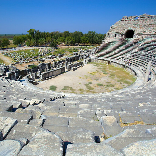 theater at Miletus