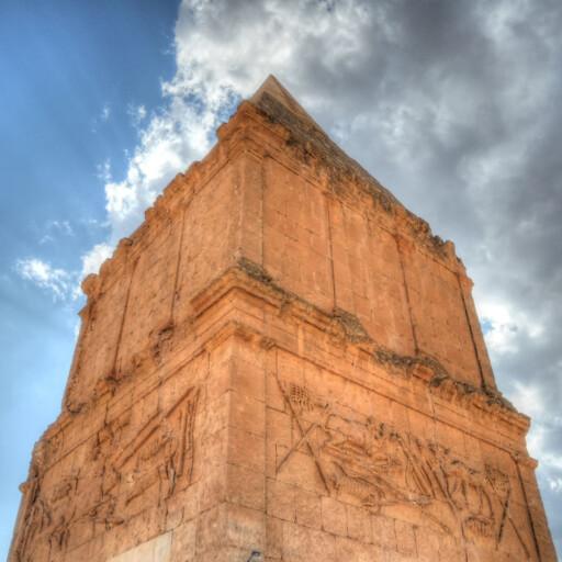 monument at Hermel