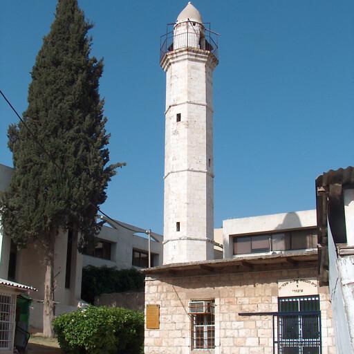 building at Yehud