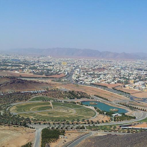 cityscape of Ha'il