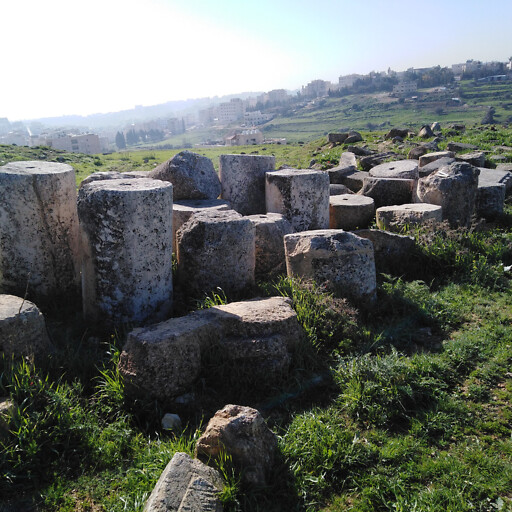 ruins at Yajuz