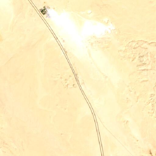 satellite view of the region around Ain Hawarah