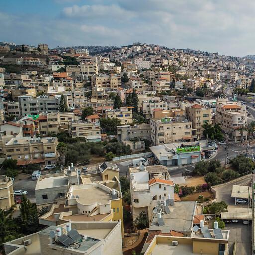 cityscape of Yafa