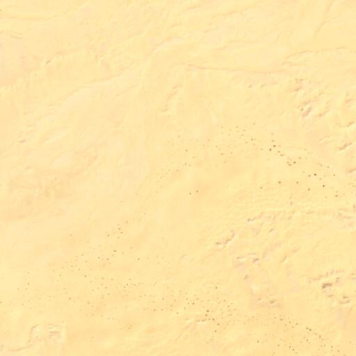 satellite view of the region around Wadi ar Raynah