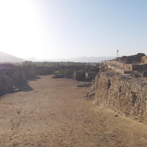 ruins at Najran