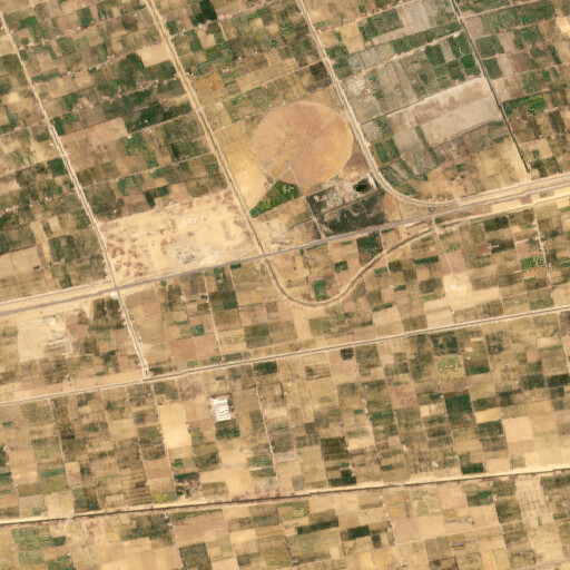 satellite view of the region around T-211