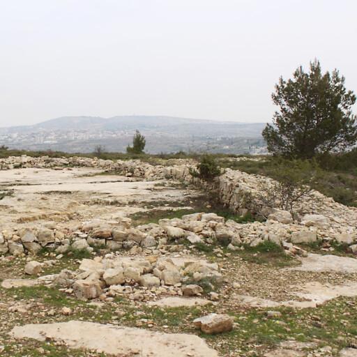 ruins at Beitin