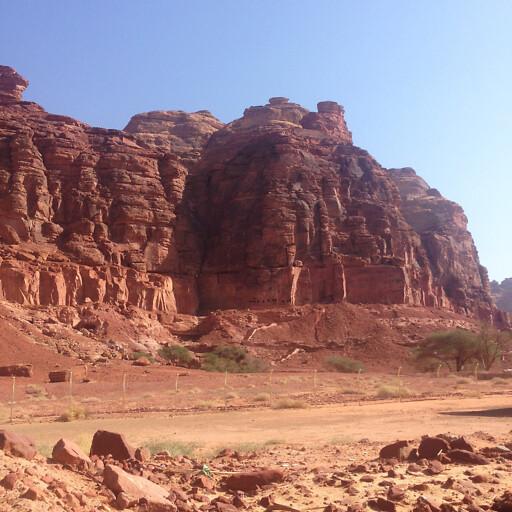 panorama of Al Khuraybah