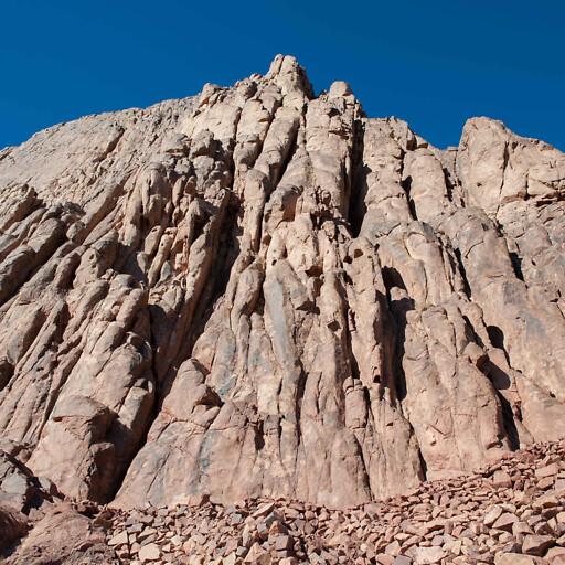 closeup of Jebel Katherina