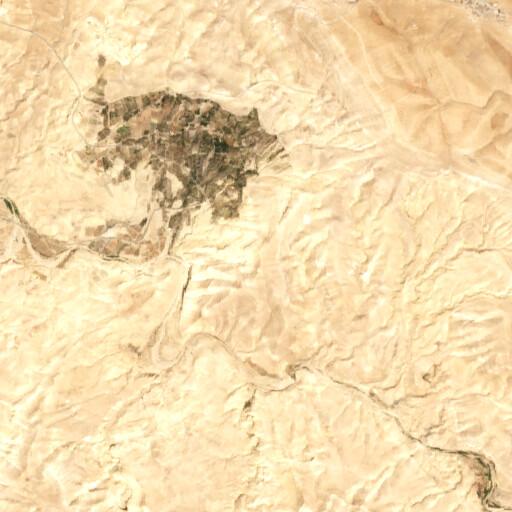satellite view of the region around Medeineh