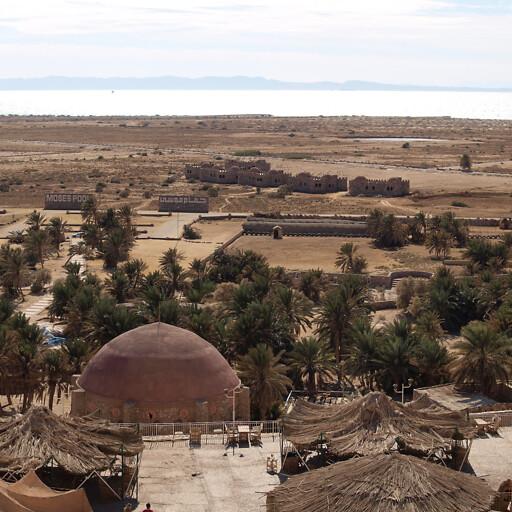 panorama of El Tor