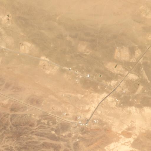 satellite view of the region around Saq el Farwein