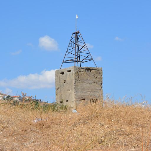 building at Khirbet Beit Jann