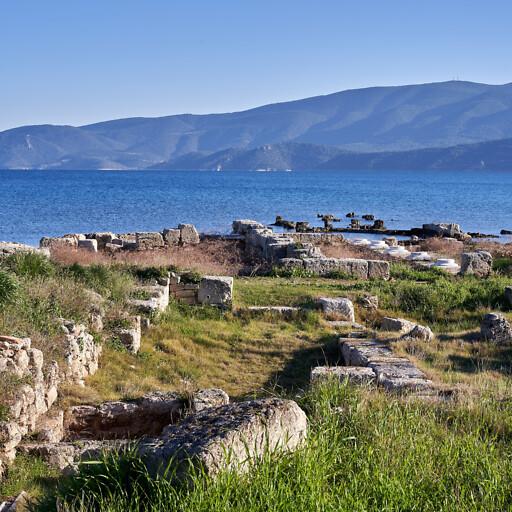 ruins at Kechries