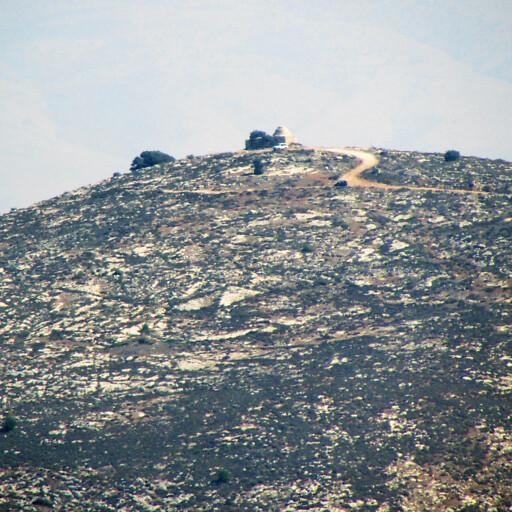 panorama of Mount Kabir