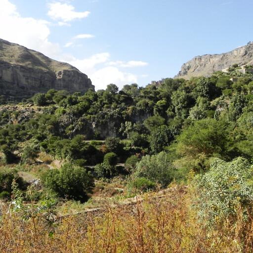 panorama of a region in Az Zu'alla
