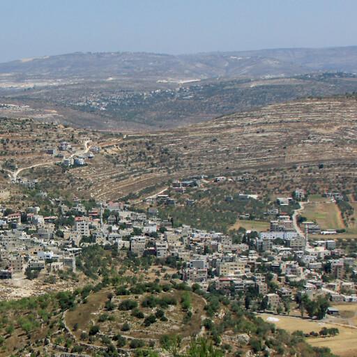 cityscape of Lubban Sherqujeh