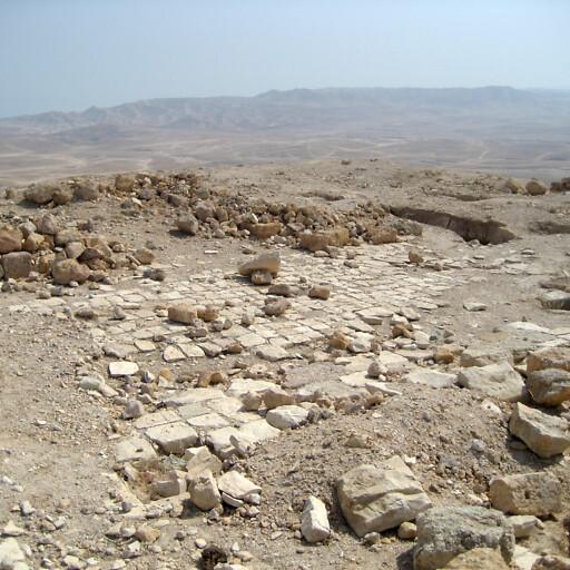 ruins at Hyrcania