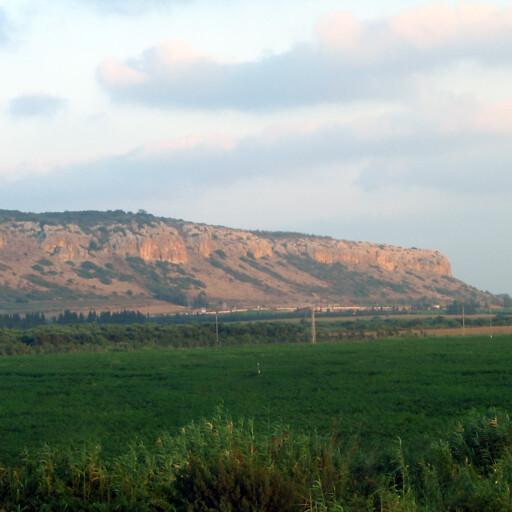 panorama of Mount Carmel