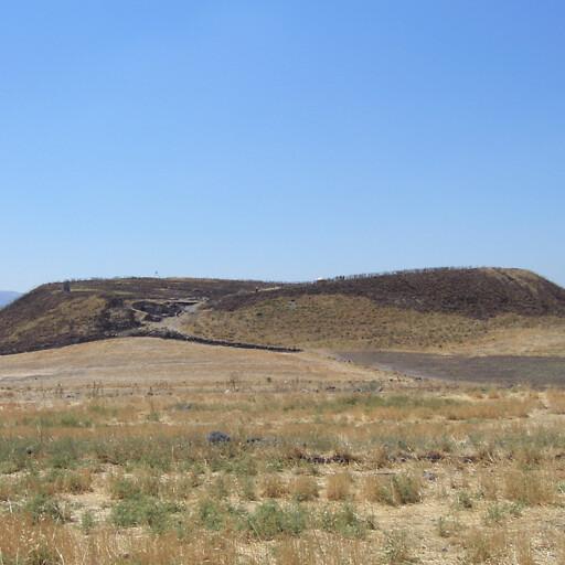 panorama of Qarqar