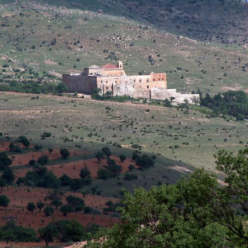 building at Izalla