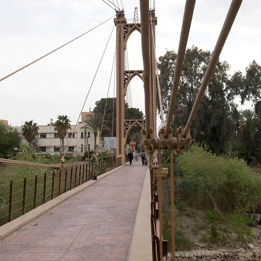 bridge at Deir ez Zor