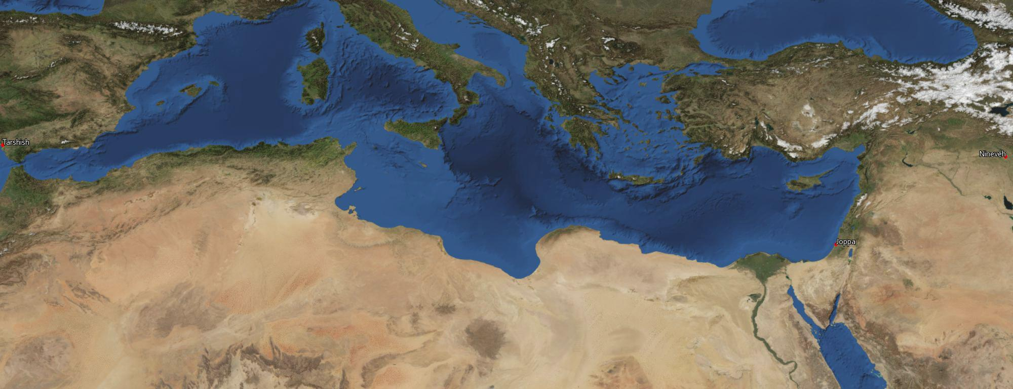 Jonah Geocoding